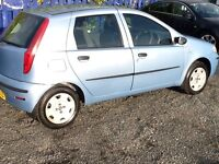 FIAT PUNTO ACTIVE 1.2L --EXCILLENT BUDGET CAR--PX TO CLEAR