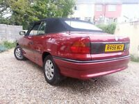 vauxhall astra soft top reliable classic new roof