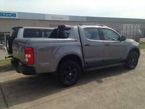 Holden Colorado Z71  Rollbar Tonneau Cover & High Sides 2012 on Cardiff South Lake Macquarie Area Preview