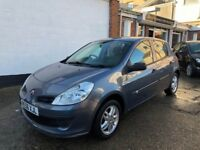 Renault Clio Expression 1.2ltr 5 door only 66896 miles Facelift model lovely exmaple