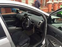 TOYOTA PRIUS 2007 SILVER CAR £10 ROAD TAX FULLY SERVICED