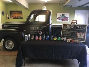 Car Detailing with CROFTGATE Products