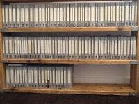 112 books published by Persephone Books. £200. COLLECT ONLY. ECCLES MANCHESTER