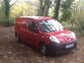 RENAULT KANGOO LWB MAXI 5 SEATER CREWVAN 2013 V/ATTRACTIVE CONDITION 1 OWNER S / HISTORY. & INVOICES