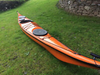 Valley Nordkapp LV Composite Sea Kayak