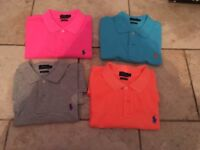Ladies Ralph Lauren polo shirts