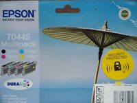 For Sale EPSON TO445 Multipack printer ink