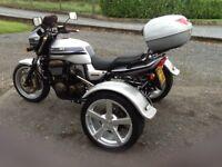 Kawasaki ZRX1200R. Trike