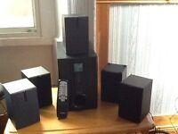 5.1 Surround Speaker System