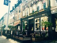 Busy Independent pub in Brixton looking for kitchen staff