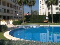 Holiday apt. Spain Costa Blanca, Albir/Altea(near Benidorm) sleeps 6-8. School Hols.special offer