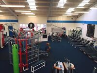 GYM FLOOR SPACE AVAILABLE TO RENT FOR FREELANCE PERSONAL TRAINING!