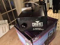 Chauvet Hurricane Smoke Machine – Perfect for Discos, Parties, Weddings etc.