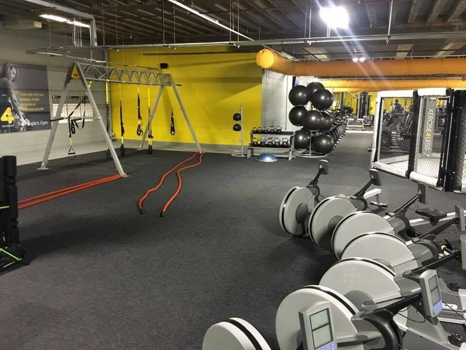 Xercise4less edinburgh gym membership no admin fee! in wester