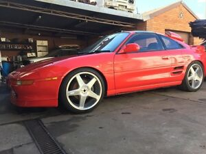 Wrecking Genuine JDM 1992 Toyota MR2 SW20 GT Turbo Kings Park Blacktown Area Preview
