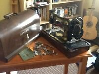 Vintage Singer Sewing machine No28