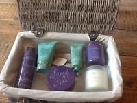 Champneys Relaxation Hamper. Brand new unused