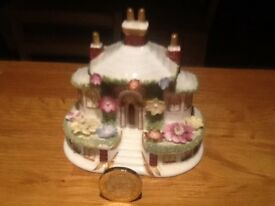 "Coalport fine bone china "" Keepers Cottage"""