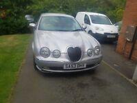 jaguar s type, 3 litre v6 auto