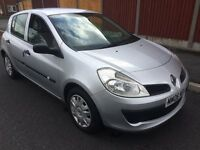 Renault Clio 2006 1.6 VVT Expression Automatic 5dr LowMile 69K Full ServiceHistory AC Cruise Control