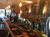 Bar/waiting staff wanted full time and part time