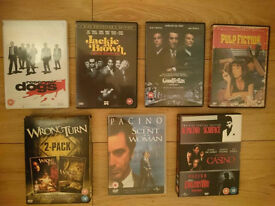 Bargain DVD Collection (x10 DVDS)