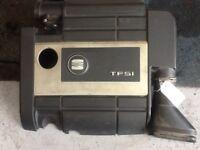 Audi A4 BWA 2.0 TFSI Engine Cover + Airbox