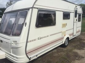 Coachman 1998 4 berth ,,
