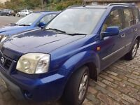 Great 4x4 Nissan X-trail with 11 months mot 2.2 sport