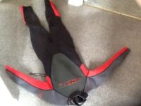 Red O Neill kids size 12 kids wet suit