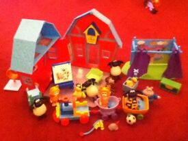 Timmy Time Playhouse, Train and Stage Toy