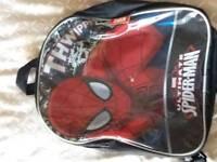 Spideman bag