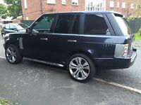 Range Rover vogue 3l