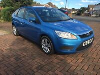 Ford focus 1.6 TDCI 2010 plate £30 a year road tax