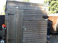 7x 5 Shed