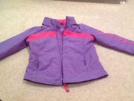 Bought from USA Girls nautical Coat/Jacket, size xs (4)
