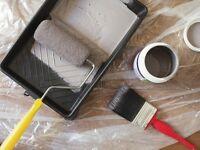 Painting, decorating, garedning, wallpapering, jet washing and more!