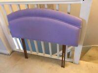 Headboard for Single Bed - Purple