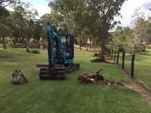 Excavator Hire Lake Macquarie Area Preview