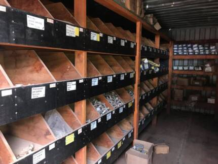 Bolts & Sea Containers For Sale Great Condition