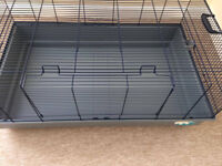 lARGE hAMSTER / RAT CAGE 80CMS X 50CMS LIKE NEW
