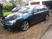 Subaru Legacy 2.5 - Full history, New MOT, 2 owners, timing belt done recently