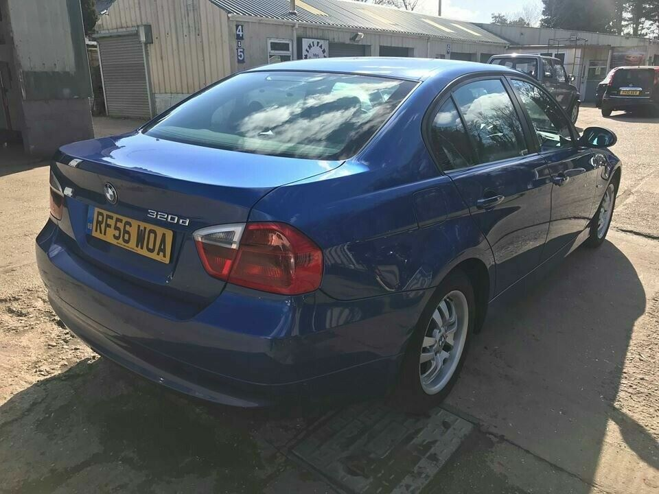 Bmw Of Newton >> Newton Cars 06 56 Bmw 320d Saloon 157k Clutch In 2017 Part S H Mot Dec 2019 P Ex Poss In Norwich Norfolk Gumtree