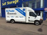 Man with a van- house removals Derby