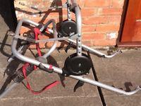 Halfords high bike carrier
