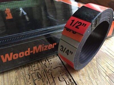 Sawmill Lumber Scales 12 58 34-set Of 3- Woodmizer Norwood Timberking