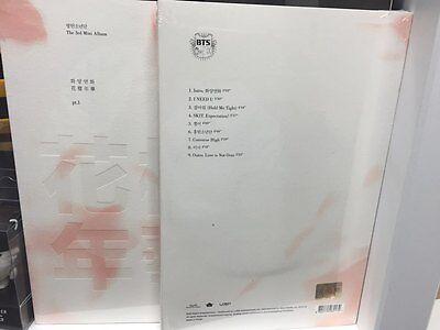 BTS 3rd Mini Album IN THE MOOD FOR LOVE PT1 CD PhotoBook PhotoCard