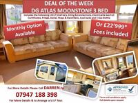 🌟🌟SUMMER SPECTACULAR - CONTACT DARREN FOR MORE INFO ON THIS DG & HEATED CARAVAN OPEN 12 MONTHS🌟🌟
