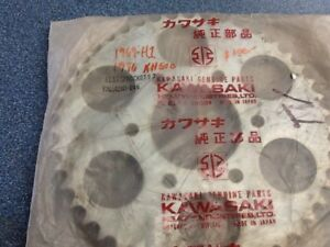 NOS Kawasaki Rear Sprocket for H1/KH500 1969-76