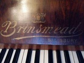 Brinsmead Urpright Piano